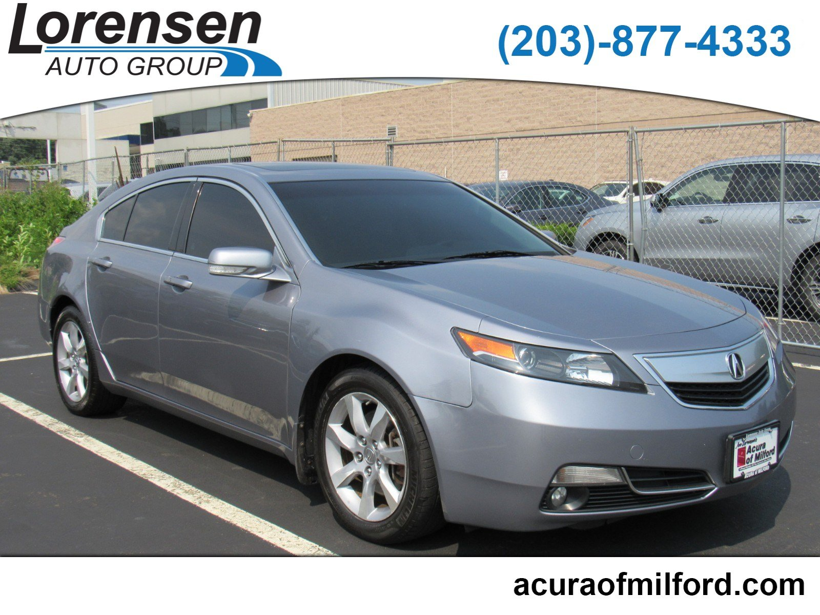 PreOwned Acura TL Tech Auto Dr Car In Watertown A - 2018 acura tsx navigation