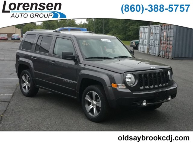 Pre-Owned 2016 Jeep Patriot High Altitude Edition 4WD