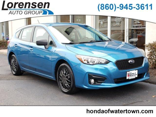 Pre-Owned 2017 Subaru Impreza 2.0i 5-door Manual