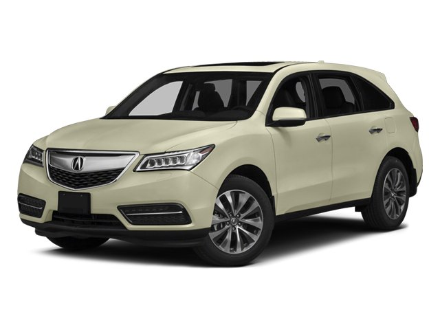 Certified Pre-Owned 2014 Acura MDX Tech/Entertainment Pkg