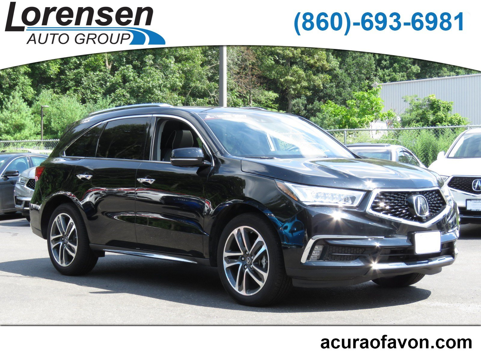 Certified PreOwned Acura MDX WAdvanceEntertainment Pkg Sport - Acura mdx pre owned