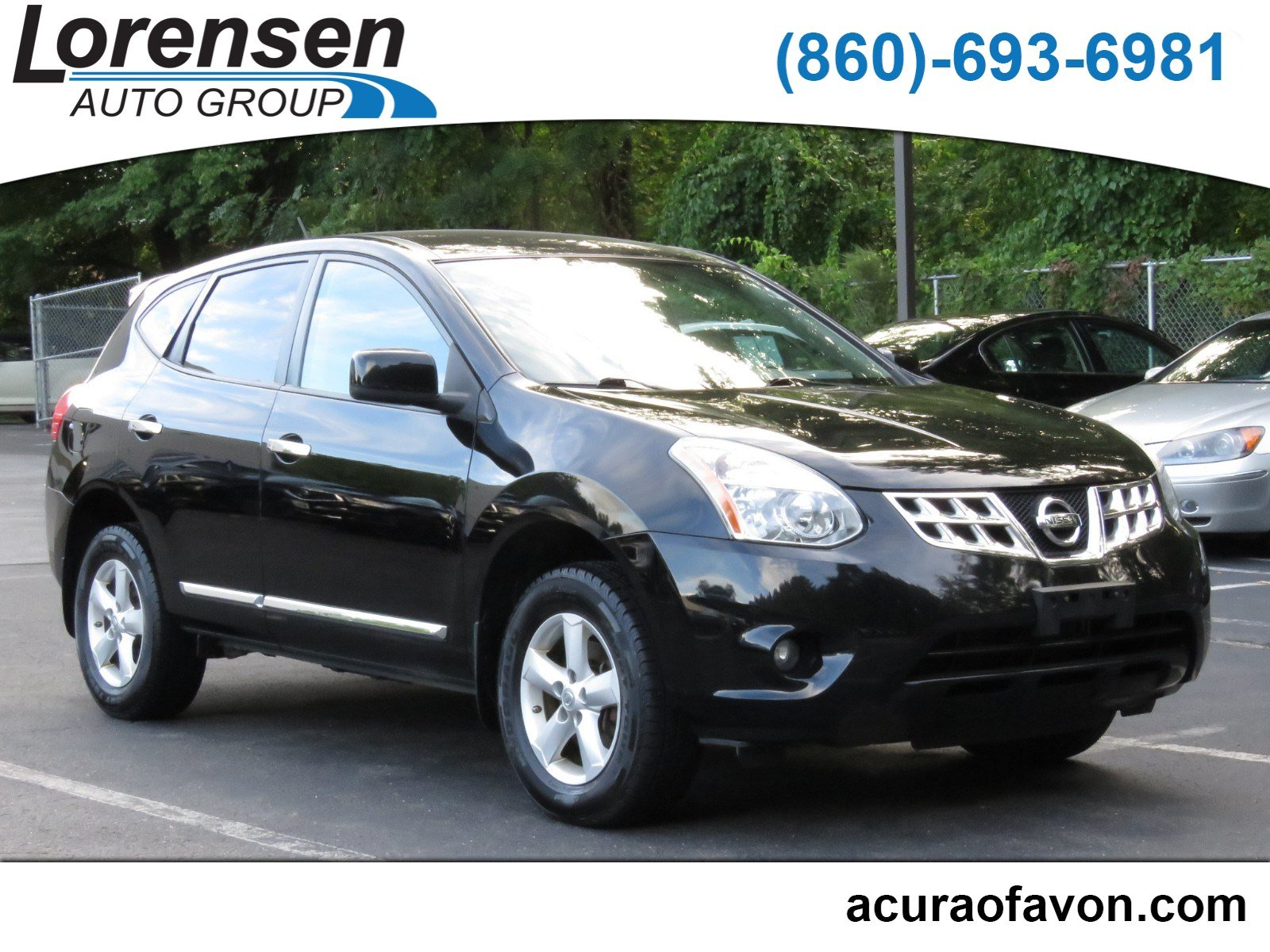 Wonderful Pre Owned 2013 Nissan Rogue S