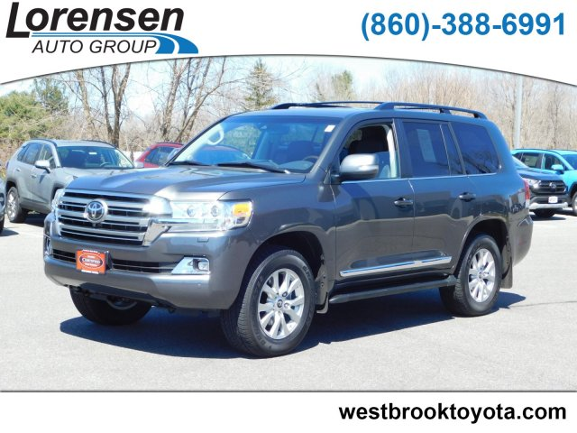 Certified Pre-Owned 2019 Toyota Land Cruiser
