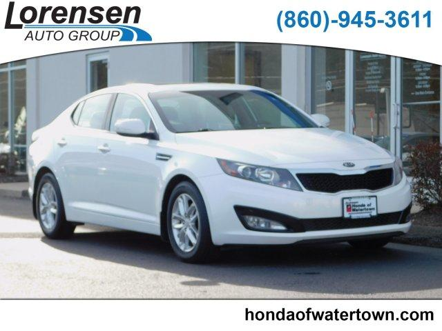 Pre-Owned 2013 Kia Optima 4dr Sdn LX