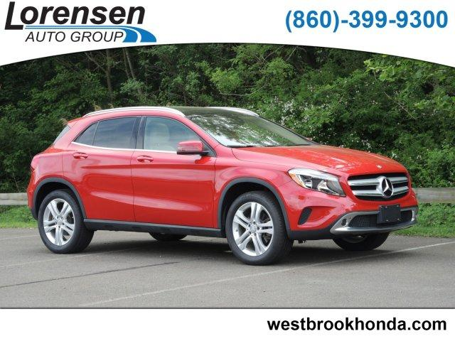 Pre-Owned 2016 Mercedes-Benz GLA FWD 4dr GLA 250