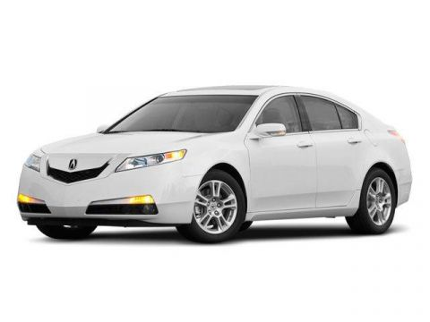 Pre-Owned 2010 Acura TL 4dr Sdn Auto SH-AWD Tech