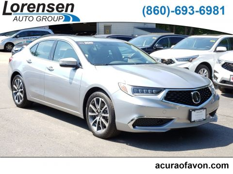 Certified Pre-Owned 2019 Acura TLX 3.5L SH-AWD