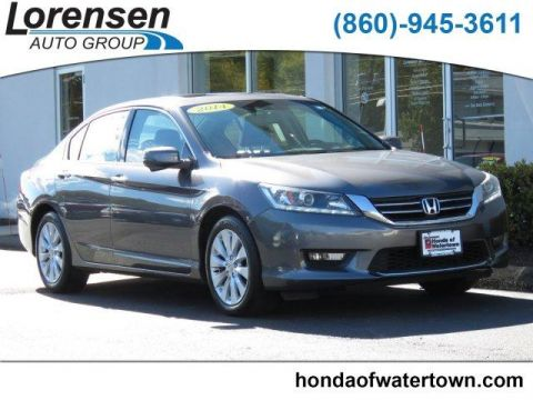 Pre-Owned 2014 Honda Accord 4dr V6 Auto EX-L