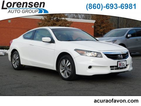 Pre-Owned 2011 Honda Accord Cpe EX-L