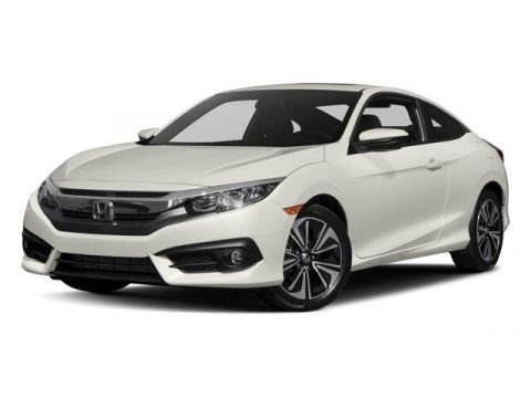 Certified Pre-Owned 2017 Honda Civic EX-T CVT
