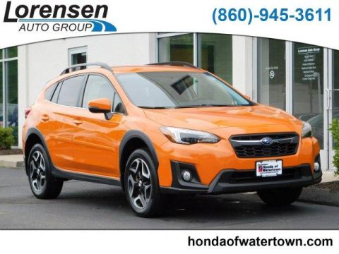Pre-Owned 2018 Subaru Crosstrek 2.0i Limited CVT