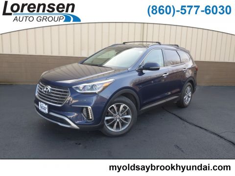 Certified Pre-Owned 2017 Hyundai Santa Fe Limited
