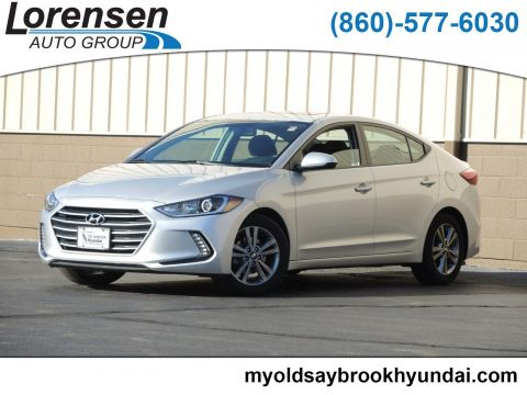 Pre-Owned 2017 Hyundai Elantra Value Edition