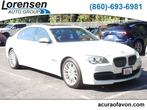 Pre-Owned 2015 BMW 7 Series 740Li xDrive